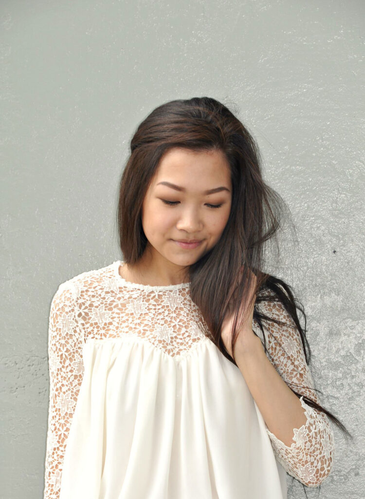 Becky Wu: Designer + Owner of Wuith Love, B